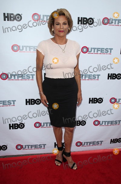 Alexandra Billings Photo - 16 July 2017 - West Hollywood California - Alexandra Billings 2017 Outfest Los Angeles LGBT Film Festival Screening Of Transparent Season 4 Photo Credit F SadouAdMedia