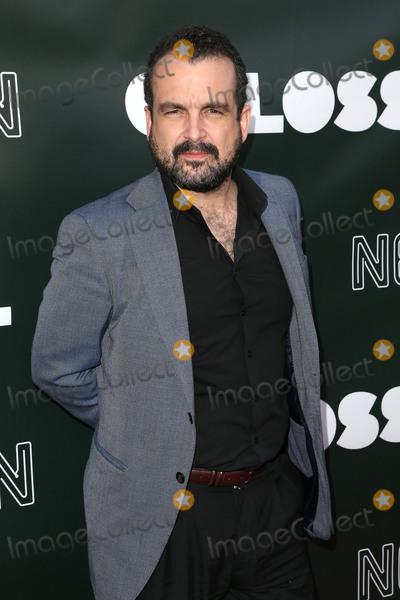 Nacho Vigalondo Photo - 04 April 2017 - Los Angeles California - Nacho Vigalondo Colossal - Los Angeles Premiere held at Vista Theatre Photo Credit AdMedia