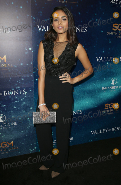 Aparna Brielle Photo - 24 August 2017 - Hollywood California - Aparna Brielle Valley Of Bones World Premiere held at Arclight Hollywood Photo Credit F SadouAdMedia