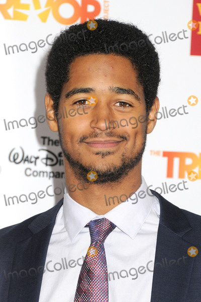 Alfred Enoch Photo - 6 December 2015 - Hollywood California - Alfred Enoch TrevorLIVE LA 2015 held at The Hollywood Palladium Photo Credit Byron PurvisAdMedia