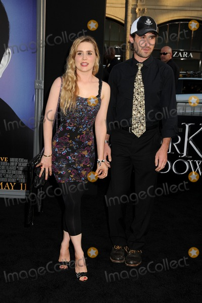 Alison Lohman Photo - 7 May 2012 - Hollywood California - Alison Lohman Dark Shadows Los Angeles Premiere held at Graumans Chinese Theatre Photo Credit Byron PurvisAdMedia