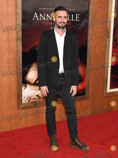JAMES RANSON Photo - 20 June 2019 - Westwood California - James Ransone Annabelle Comes Home World Premiere held at Regency Village Theatre Photo Credit Billy BennightAdMedia