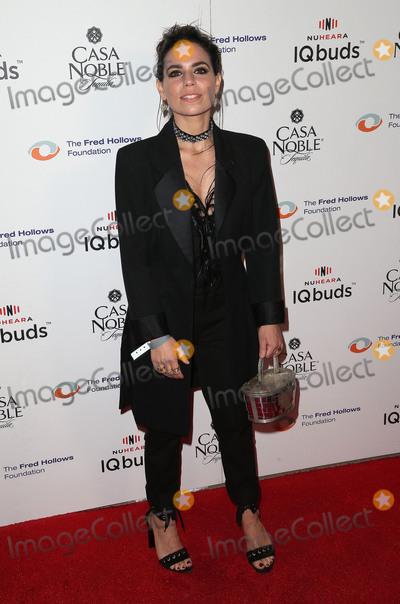 Ally Hilfiger Photo - 15 November 2017 - Hollywood California -  The Inaugural Fundraising Gala for The Fred Hollows Foundation Photo Credit F SadouAdMedia