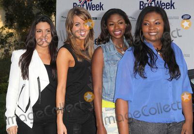 Amber Holcomb Photo - 23 April 2013 - Los Angeles California - Kree Harrison Angie Miller Amber Holcomb and Candice Glover 7th Annual BritWeek Festival A Salute To Old Hollywood Launch Party held at the British Consul Generals Residence Photo Credit Kevan BrooksAdMedia