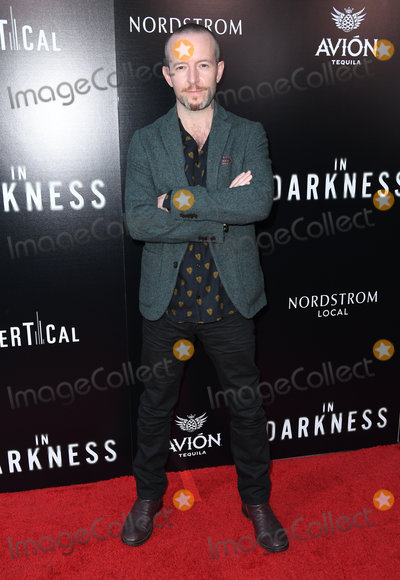 Anthony Byrne Photo - 23 May 2018 - Hollywood California - Anthony Byrne In Darkness Los Angeles Angeles Premiere held at ArcLight Hollywood  Photo Credit Birdie ThompsonAdMedia