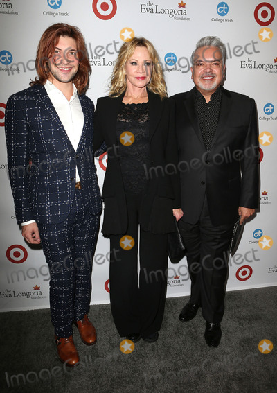 Melanie Griffith Photo - 12 October 2017 - Beverly Hills California - Melanie Griffith Guests Eva Longoria Foundation Annual Dinner held at The Four Seasons Beverly Hills  Photo Credit F SadouAdMedia