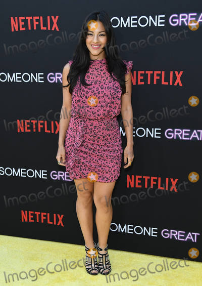 Tracy Perez Photo - 17 April 2019 - Hollywood California - Tracy Perez Netflixs Someone Great Los Angeles Premiere held at the Arclight Hollywood  Photo Credit Birdie ThompsonAdMedia