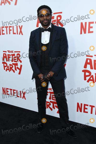 Adrian Young Photo - 15 August 2018 - Hollywood California - Adrian Younge Netflixs After Party Los Angeles Premiere held at Arclight Hollywood  Photo Credit Birdie ThompsonAdMedia