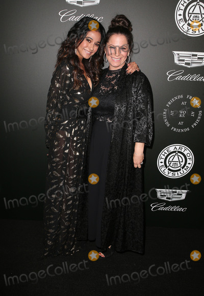 Ashley Margolis Photo - Jordana Brewster06 January 2018 - Santa Monica California - Emmanuelle Chriqui Ashley Margolis The Art Of Elysiums 11th Annual Black Tie Artistic Experience HEAVEN Gala held at Barker Hangar Photo Credit F SadouAdMedia