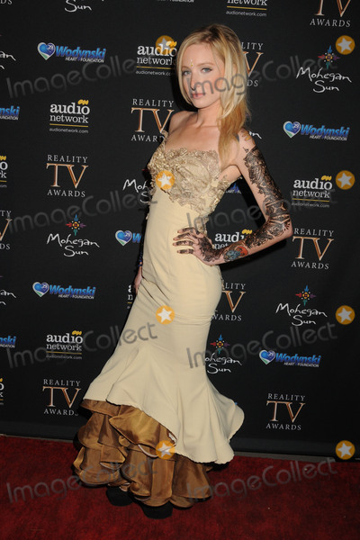Ashley Fonda Photo - 13 May 2015 - Hollywood California - Ashley Fonda 3rd Annual Reality TV Awards held at The Avalon-Hollywood Photo Credit Byron PurvisAdMedia