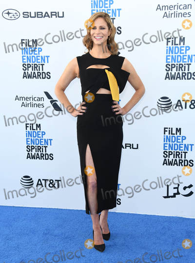 Andrea Savage Photo - 23 February 2019 - Santa Monica California - Andrea Savage 2019 Film Independent Spirit Awards - Arrivals held at the Santa Monica Pier Photo Credit Birdie ThompsonAdMedia