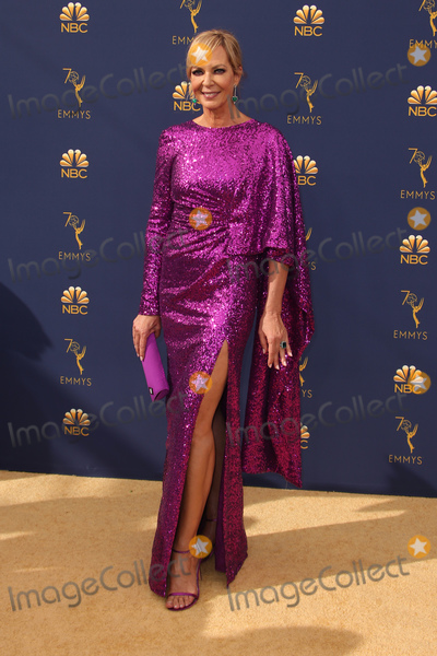 Allison Janney Photo - 17 September 2018 - Los Angles California - Allison Janney 70th Primetime Emmy Awards held at Microsoft Theater LA LIVE Photo Credit Faye SadouAdMedia