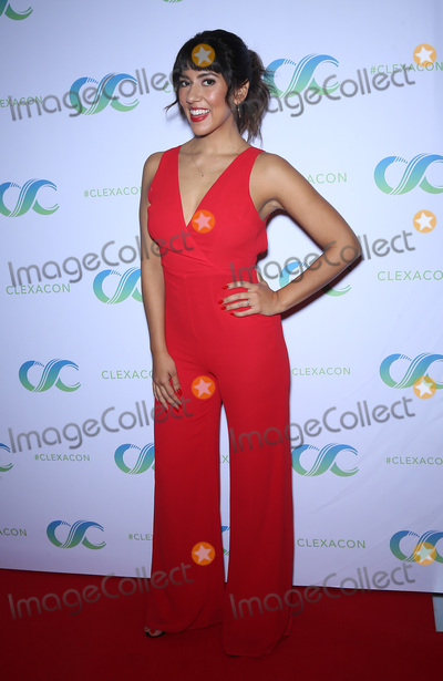 Stephanie Beatriz Photo - 07 April 2018 - Las Vegas Nevada -  Stephanie Beatriz  ClexaCon hosts Cocktails for Change to benefit Cyndi Laupers True Colors Fund at Tropicana  Photo Credit MJTAdMedia