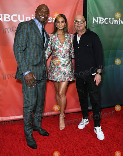 Alesha Dixon Photo - 11 January 2020 - Pasadena California - Terry Crews Alesha Dixon Howie Mandel NBCUniversal Winter Press Tour 2020 held at Langham Huntington Hotel Photo Credit Birdie ThompsonAdMedia