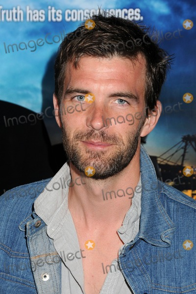 Lucas Bryant Photo - 26 March 2013 - Hollywood California - Lucas Bryant Rogue Los Angeles Premiere held at Arclight Cinemas Photo Credit Byron PurvisAdMedia