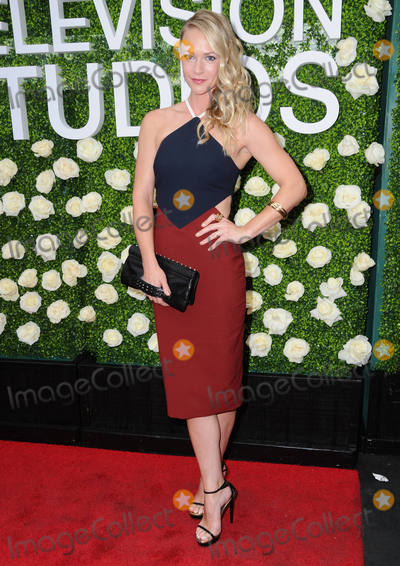 Aj Cook Photo - 01 August  2017 - Studio City California - AJ Cook  2017 Summer TCA Tour - CBS Television Studios Summer Soiree held at CBS Studios - Radford in Studio City Photo Credit Birdie ThompsonAdMedia