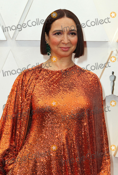 Maya Rudolph Photo - 09 February 2020 - Hollywood California - Maya Rudolph 92nd Annual Academy Awards presented by the Academy of Motion Picture Arts and Sciences held at Hollywood  Highland Center Photo Credit AdMedia