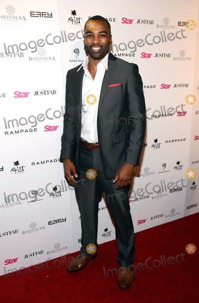 Andra Fuller Photo - 09 October 2014 - Los Angeles California - Andra Fuller Star Magazines Scene Stealers event held at Lure Nightclub Photo Credit Tonya WiseAdMedia