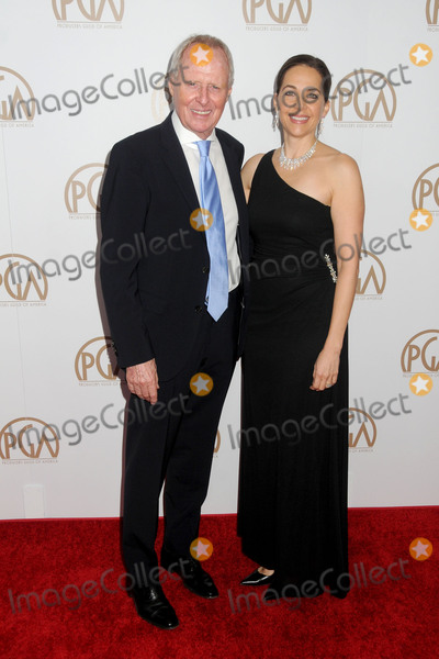Bertram van Munster Photo - 23 January 2016 - Century City California - Bertram van Munster Elise Doganieri 27th Annual Producers Guild of America Awards held at the Hyatt Regency Century Plaza Hotel Photo Credit Byron PurvisAdMedia