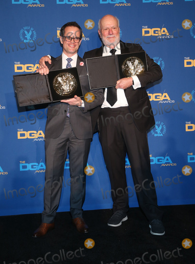 Andy Fisher Photo - 25 January 2020 - Los Angeles California - Andy Fisher James Burrows 72nd Annual Directors Guild Of America Awards (DGA Awards 2020) held at the The Ritz Carlton Photo Credit F SadouAdMedia