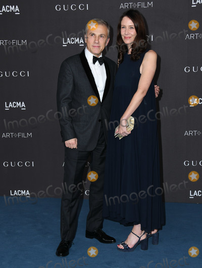 Christopher Waltz Photo - 02 November 2019 - Los Angeles California - Christoph Waltz 2019 LACMA Art  Film Gala Presented By Gucci held at LACMA Photo Credit Birdie ThompsonAdMedia