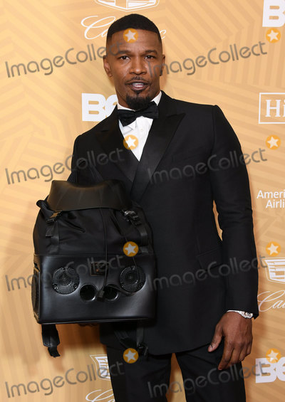 Jamie Foxx Photo - 23 February 2020 - Beverly Hills California - Jamie Foxx American Black Film Festival Honors Awards Ceremony held at the Beverly Hilton Hotel Photo Credit Birdie ThompsonAdMedia