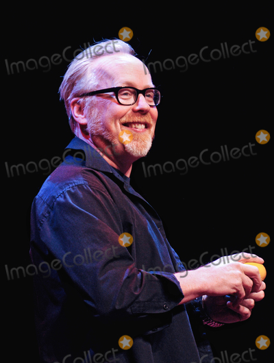 Adam Savage Photo - 14 July 2020 - Adam Savage former co-host of the television series MythBusters shared a tribute to his colleague Grant Imahara who died suddenly at the age of 49  Savage posted his reaction to Imaharas passing on Twitter praising his friend as a brilliant engineer artist and friend  File Photo MythBusters Behind the Myths Tour 2015 FirstOntario Concert Hall Hamilton Ontario Canada Photo Credit Brent PerniacAdMedia