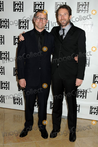 Angus Wall Photo - 19 February 2011 - Beverly Hills California - Angus Wall and Kirk Baxter 61st Annual ACE Eddie Awards held at The Beverly Hilton Hotel Photo Byron PurvisAdMedia