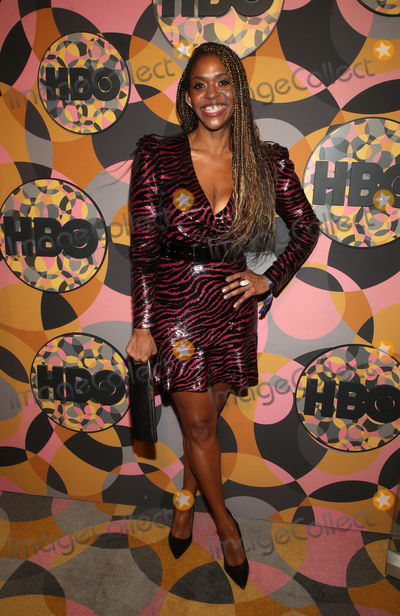 Merrin Dungey Photo - 05 January 2020 - Beverly Hills California - Merrin Dungey 2020 HBO Golden Globe Awards After Party held at Circa 55 Restaurant in the Beverly Hilton Hotel Photo Credit FSAdMedia