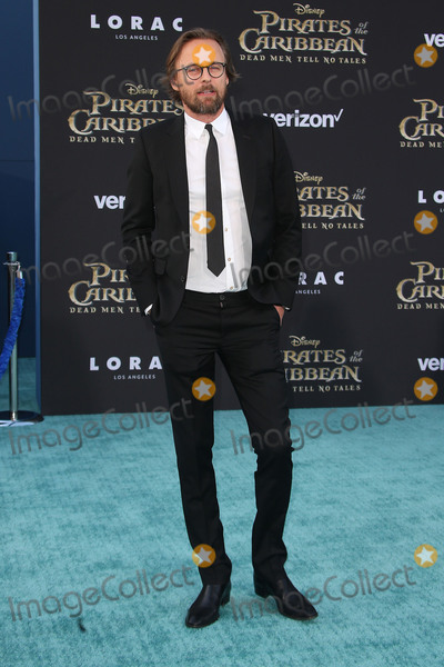 Joachim Rnning Photo - 18 May 2017 - Hollywood California - Joachim Rnning Disneys Pirates Of The Caribbean Dead Men Tell No Tales Los Angeles Premiere held at the Dolby Theatre Photo Credit AdMedia
