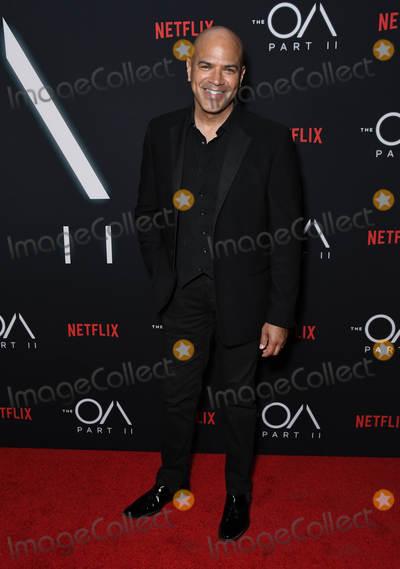 Anthony Rodriguez Photo - 18 March 2019 - Los Angeles California - Philip Anthony-Rodriguez Netflixs The OA Part II Los Angeles Premiere held at LACMA Photo Credit Birdie ThompsonAdMedia