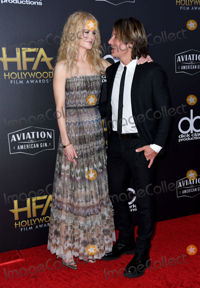 Nicole Kidman Photo - 04 November 2018 - Beverly Hills California - Nicole Kidman Keith Urban  22nd Annual Hollywood Film Awards held at Beverly Hilton Hotel Photo Credit Birdie ThompsonAdMedia