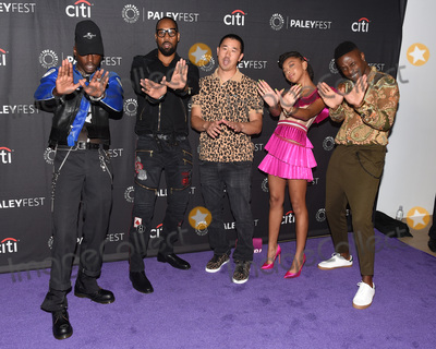 Ashton Sanders Photo - 10 September 2019 - Beverly Hills California - Ashton Sanders RZA Alex Tse Zolee Griggs Johnell Young Wu Tang An American Saga The Paley Center For Medias 13th Annual PaleyFest Fall TV Previews - Hulu Photo Credit Billy BennightAdMedia
