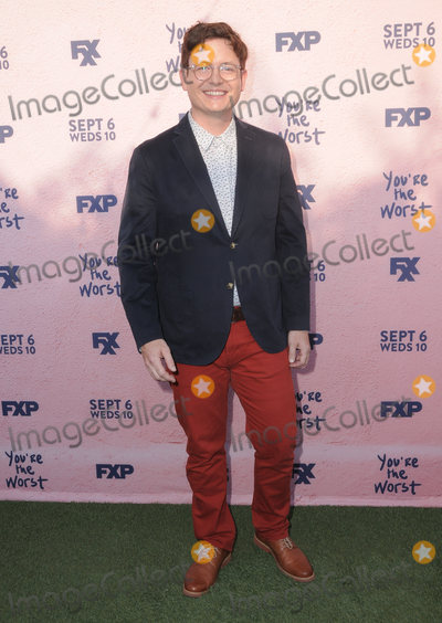 Allan McLeod Photo - 29 August  2017 - Los Angeles California - Allan McLeod FXXs Youre the Worst Season Four Premiere held at Museum of Ice Cream in Los Angeles Photo Credit Birdie ThompsonAdMedia