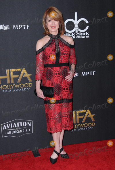 Lee Purcell Photo - 05 November  2017 - Beverly Hills California - Lee Purcell The 21st Annual Hollywood Film Awards held at The Beverly Hilton Hotel in Beverly Hills Photo Credit Birdie ThompsonAdMedia