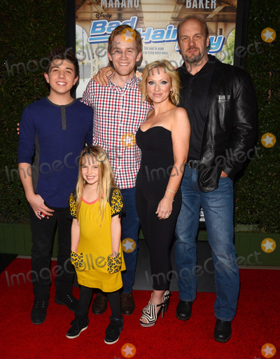 Mia Talerico Photo - 10 February 2015 - Burbank Ca - Bradley Steven Perry Jared Dolley Leigh-Allyn Baker Mia Talerico Eric Allan Kramer Arrivals for Disney Channels Bad Hair Day screening event held at Walt Disney Studios Photo Credit Birdie ThompsonAdMedia