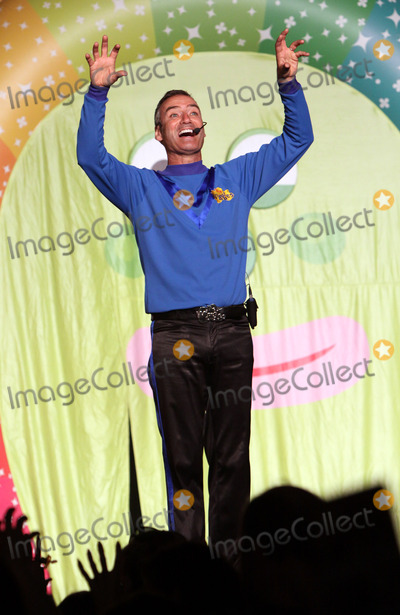 ANTHONY FIELD Photo - July 31 2012 - Atlanta GA - Childrens entertainment group The Wiggles made a stop at the historic Fox Theater in downtown Atlanta where they played two sold-out shows packed with families who are fans of the Australian television performers  The Wiggles have been together for 21 years and this year three of the original members are retiring from the group  This tour marks the last of the original members Photo credit Dan HarrAdMedia