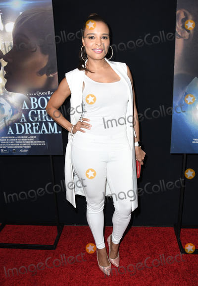 Antonique Smith Photo - 11 September 2018 - Hollywood California - Antonique Smith A Boy A Girl A Dream LA Premiere held at the Arclight Hollywood Photo Credit Birdie ThompsonAdMedia