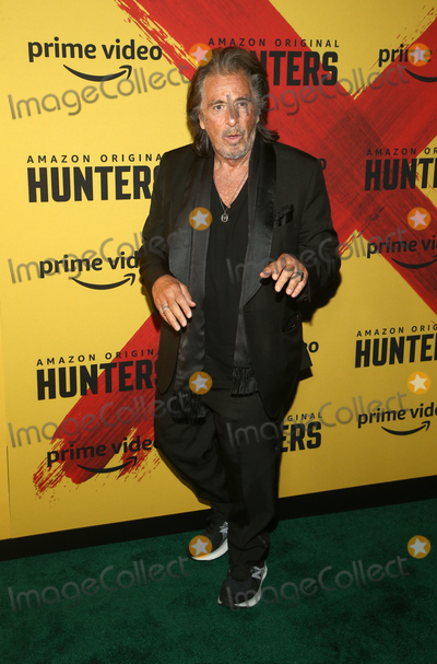 Al Pacino Photo - 19 February 2020 - Los Angeles California - Al Pacino the world premiere of Hunters held at DGA Theater Photo Credit FSAdMedia