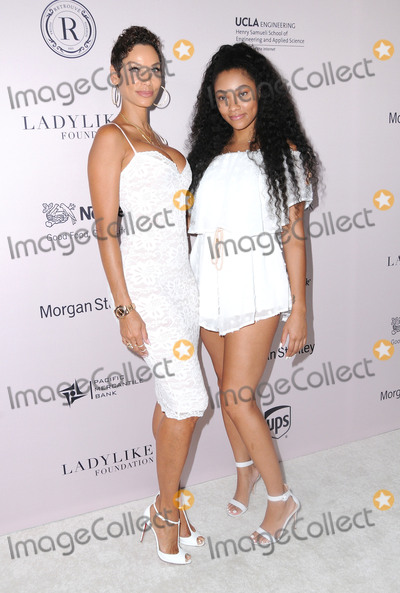 Bria Murphy Photo - 03 June 2017 - Beverly Hills California - Nicole Murphy Bria Murphy 2017 Annual Women of Excellence Awards Gala held at Beverly Hilton Hotel in Beverly Hills Photo Credit Birdie ThompsonAdMedia