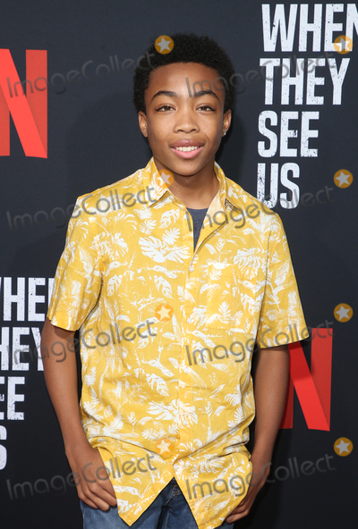 Asante Blackk Photo - 11 August 2019 - Los Angeles California - Asante Blackk When They See Us for your consideration Los Angeles 2019 - Day 1 held at Paramount Theatre Photo Credit FSadouAdMedia