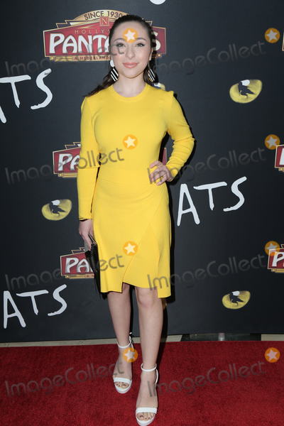 Ava Cantrell Photo - 27 February 2019 - Los Angeles California - Ava Cantrell National tour of CATS held at Pantages Theatre Photo Credit PMAAdMedia