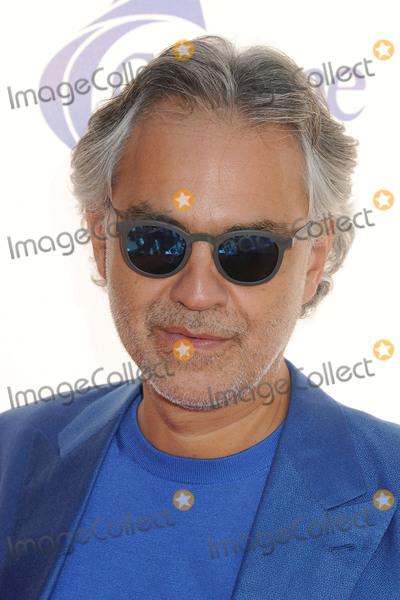 Andrea Bocelli Photo - 25 September 2015 - Los Angeles California - Andrea Bocelli Remembering Pavarotti Benefit Concert and Gala held at The Music Center Photo Credit Byron PurvisAdMedia