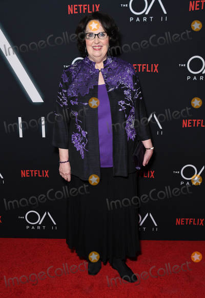 Phyllis Smith Photo - 18 March 2019 - Los Angeles California - Phyllis Smith Netflixs The OA Part II Los Angeles Premiere held at LACMA Photo Credit Birdie ThompsonAdMedia
