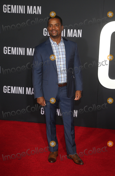 Alfonso Ribeiro Photo - 6 October 2019 - Hollywood California - Alfonso Ribeiro Paramount Pictures Premiere Of Gemini Man held at TCL Chinese Theatre Photo Credit FayeSAdMedia