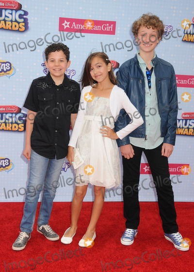 Jadon Sands Photo - 25 April 2015 - Los Angeles California - Jadon Sands Megan Richie Riley Thomas Stewart 2015 Radio Disney Music Awards held at Nokia Theatre LA Live Photo Credit Byron PurvisAdMedia