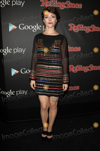 Amy Heidemann Photo - 05 February 2015 - Los Angeles Amy Heidemann Rolling Stone X GooglePlay Held at El Rey Theatre Photo Credit FSadouAdMedia