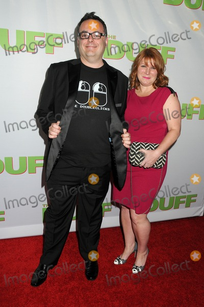 Josh Cagan Photo - 12 February 2015 - Hollywood California - Josh Cagan The Duff Los Angeles Fan Screening held at the TCL Chinese 6 Theatres Photo Credit Byron PurvisAdMedia