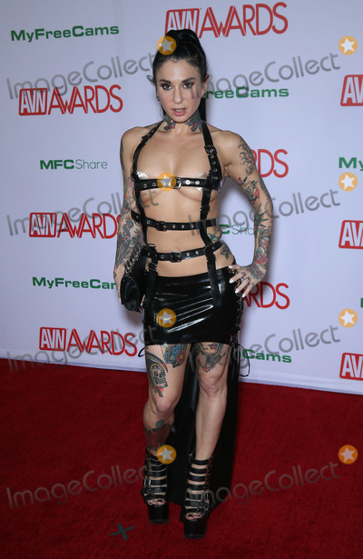Joanna Angel Photo - 26 January 2019 - Las Vegas NV - Joanna Angel 2019 AVN Awards red carpet at The Joint inside Hard Rock Hotel and Casino Las Vegas Photo Credit MJTAdMedia