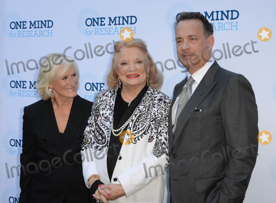 Gena Rowlands Photo - 19 September 2012 - Beverly Hills California - Glenn Close Gena Rowlands Tom Hanks  Circle Of Hope Dinner And Entertainment Gala held at Beverly Hills Hotel Photo Credit Tonya WiseAdMedia